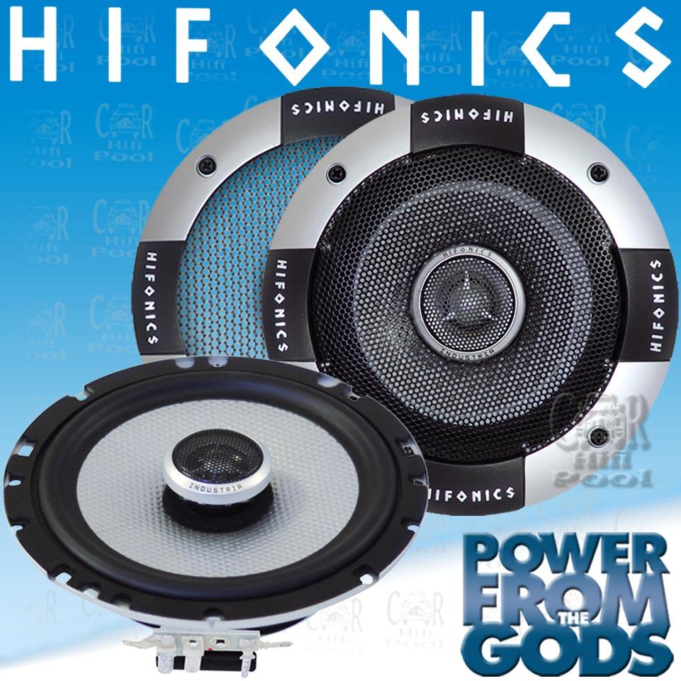 Auto-Elektronik Hifonics HFI-62 Auto- & Fahrzeugelektronik