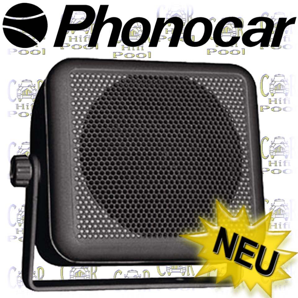 phonocar 66 199 aufbaulautsprecher aufbau lautsprecher. Black Bedroom Furniture Sets. Home Design Ideas